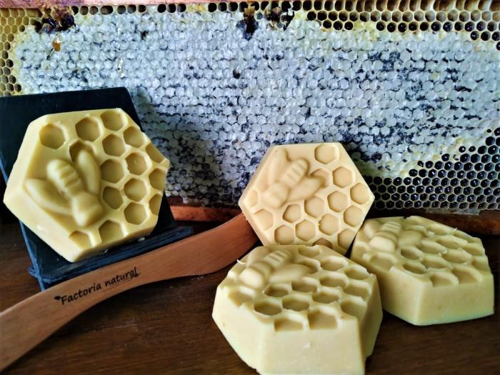 jabones nuevos de miel